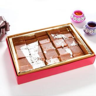 Chocolate Barfi